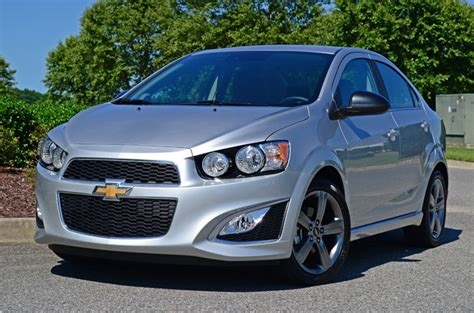 2014 Chevy Sonic Sedan by In Our Garage 2014 Chevrolet Sonic Rs Sedan