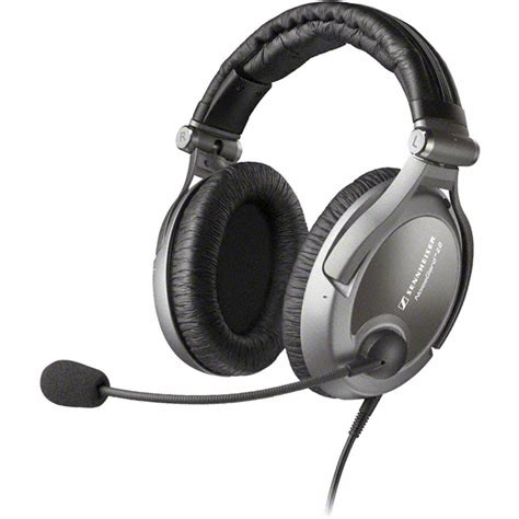 Headset Pilot sennheiser hmec 250 headset for general aviation pilot headset excellent speech