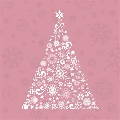 arbol navidad rosa 225 rbol de navidad ornamental sobre fondo rosa descargar