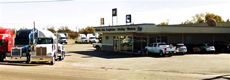 LTG   Wichita Falls   Texas Freightliner & Western Star Dealer