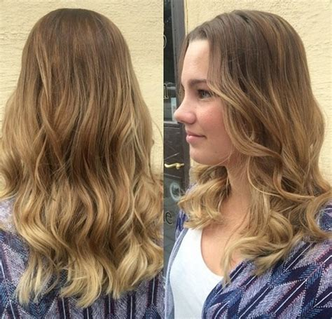 pictures of dirty blonde hair with ombre 20 pretty spring ombr 233 hair ideas chic hair color