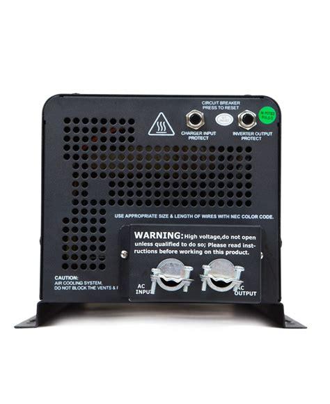24 volt inverter charger inverter charger 2000 watts 48 volt to 120vac sine