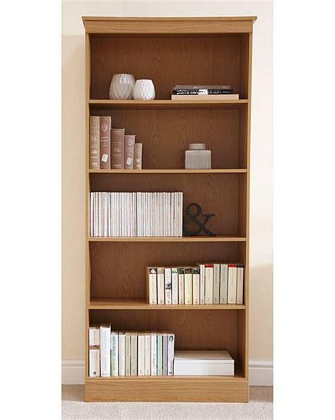 stowe ready assembled bookcase marisota