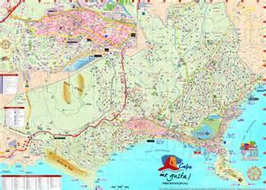 calpe spain map calpe mapa de calpe