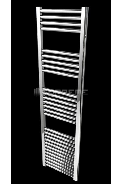 bathroom radiators 400mm wide electric towel radiator 400mm wide 1500mm high chrome flat