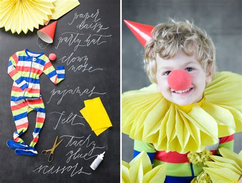 How To Make A Paper Clown - clown costume
