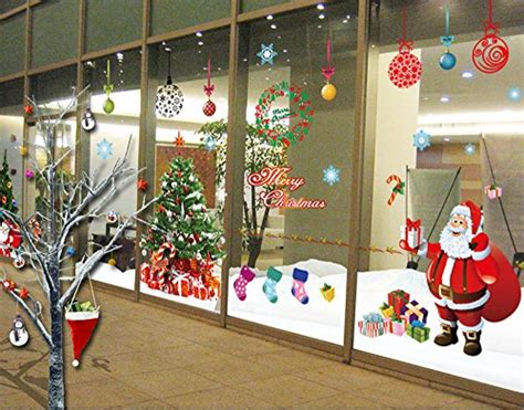 christmas window clings spice up your home it s