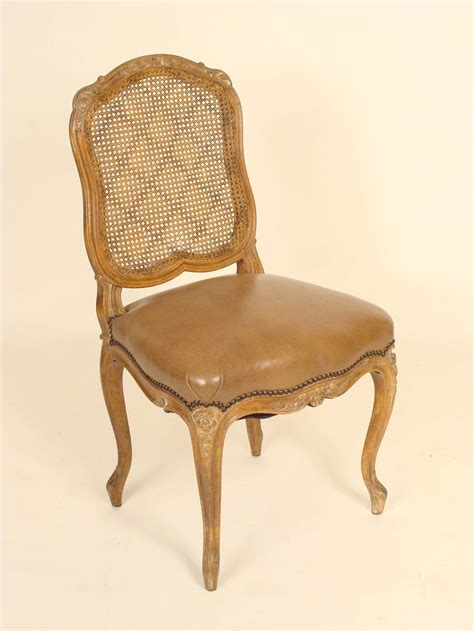 set of ten louis xv provincial dining room chairs at 1stdibs