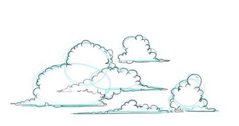 drawings of clouds simple 301 moved permanently