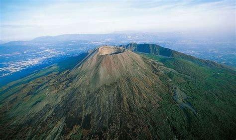 catatan kelam letusan gunung vesuvius