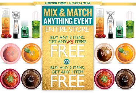 Mix Match On Sale by The Shop Canada Labour Day Weekend Sale Mix Match