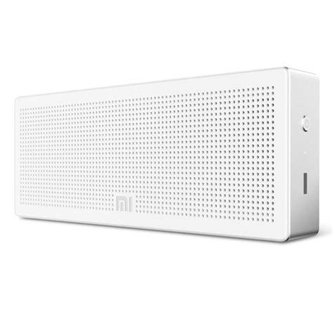 Speaker Portable Xiaomi Speaker Xiaomi Square Wifi Bluetooth 4 0 Porta original xiaomi square box 1200mah portable wireless bluetooth 4 0 speaker shopping