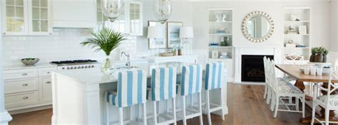 Beach House Decorating Ideas Kitchen by 5 Hamptons Style Kitchen Designs Inspired Space The
