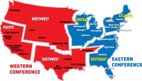 nba usa map nba standings explained the nba explained
