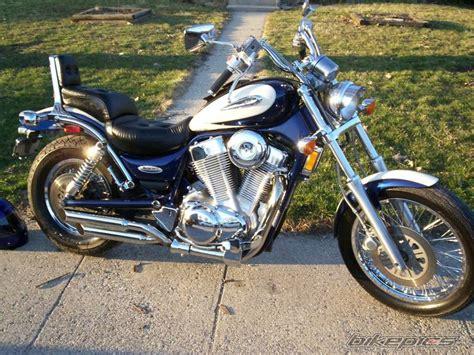 1997 Suzuki Intruder Bikepics 1997 Suzuki Intruder 1400