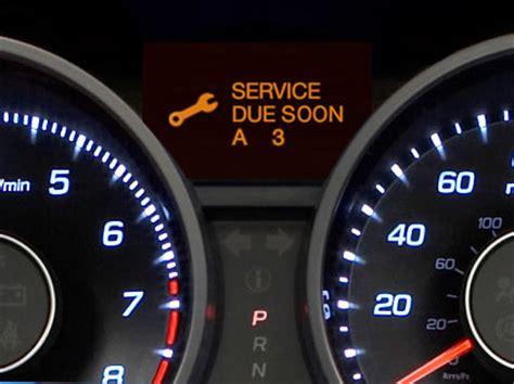 Honda Crv Warning Lights by Maintenance Minder Codes Paragon Honda