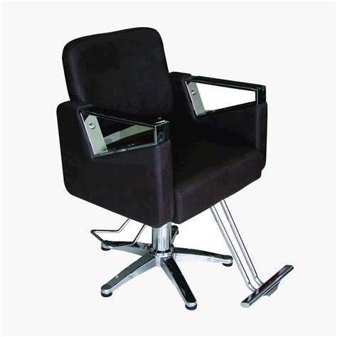 Hydraulic Styling Chair by Lyon Hydraulic Styling Chair In Black Direct Salon Furniture