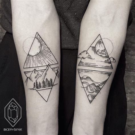 minimalist geometric tattoos exquisite minimalist geometric tattoos turkish
