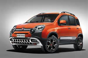 Fiat Jeep The New Fiat Panda Cross Looks Like The Upcoming Baby Jeep