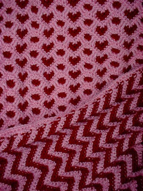 sweetheart reversible ripple afghan pattern sweetheart reversible ripple afghan pattern quotes