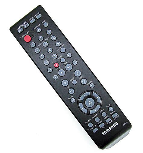 Remote Tv Samsung Ori original samsung fernbedienung 00074a dvd vcr tv remote onlineshop for remote controls