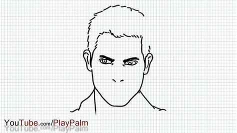 Simple Wolfis M how to draw derek hale from wolf mtv