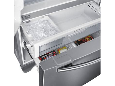 reset samsung ice maker how to reset the ice makers in samsung french door and