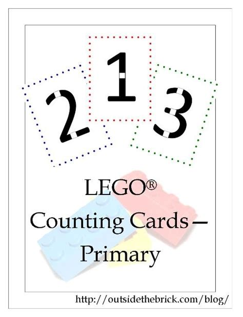 can you make money counting cards free lego counting printables free homeschool deals