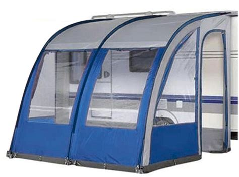Caravan Awning Material by Ontario 260 Easy Pitch Caravan Porch Awning