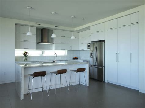 gloucester house modern kitchen boston by studiohw