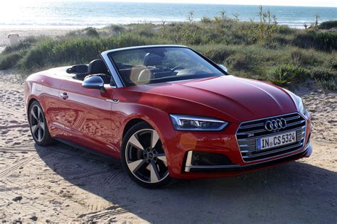 Audi S5 Cabrio by 2018 Audi A5 Cabriolet And Audi S5 Cabriolet Review