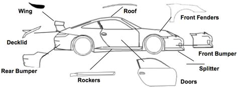 door parts car datsun z car parts diagrams 240z 260z