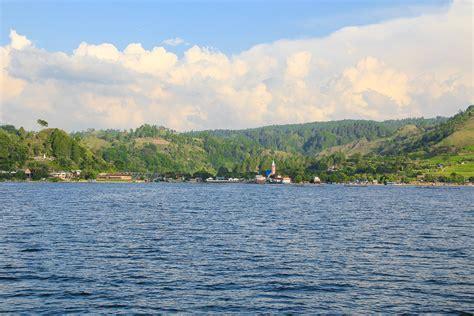 ferry lake toba from medan to samosir island lake toba via siantar and