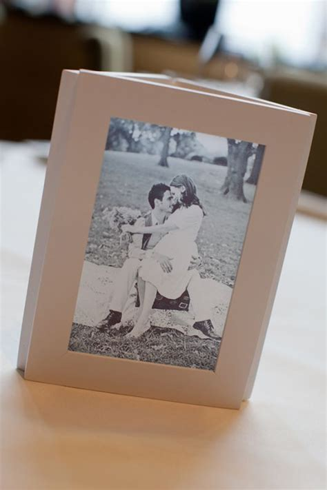 picture frame centerpieces for weddings diy photo centerpiece weddingbee photo gallery
