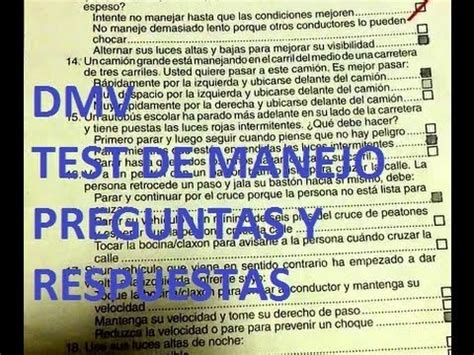 examen de manejo dmv en illinois gratis esdmv written examen de manejo de california 2015 dmv test share the