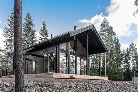 modern log cabin homes modern cabins small cabin designs ideas and decor