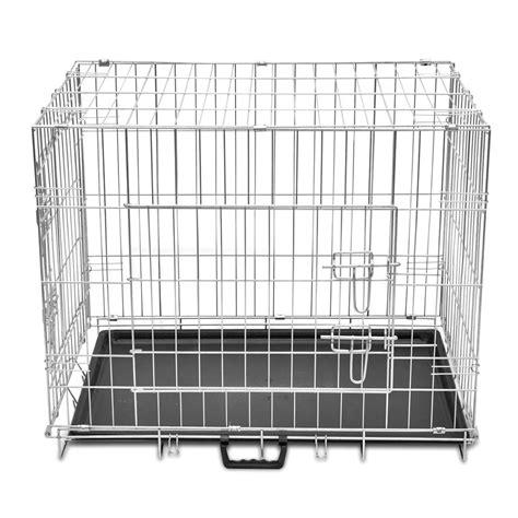 www gabbia articoli per gabbia per cani pieghevole m vidaxl it