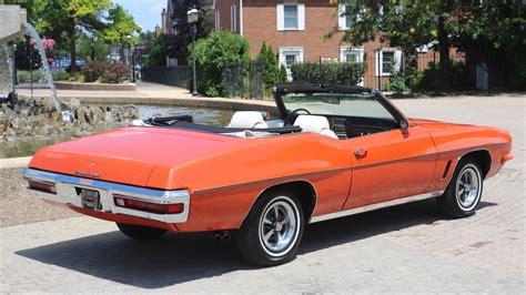 1972 pontiac lemans sport 1972 pontiac lemans sport convertible f121 1