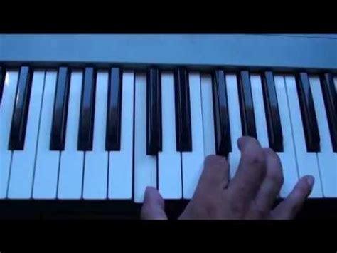 tutorial organ keyboard how to play smoke on the water deep purple piano