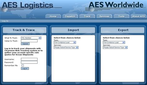 design online shipment tracking system freight tracking system shipment tracking asp net
