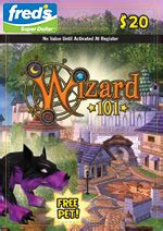Wizard101 20 Dollar Gift Card - prepaid game cards available online wizard101 wizard online game