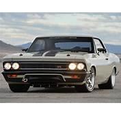 Chevrolet Chevelle Recoil 1966 Por Ringbrothers Cercano A