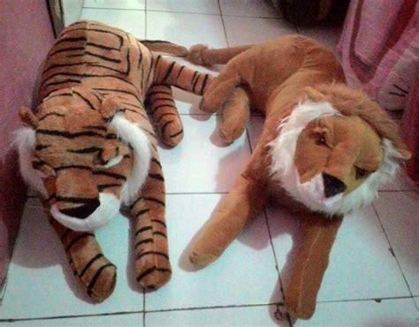 Exported Boneka Singa Real Jual Boneka Singa Harimau Jumbo Dzakira Dtz