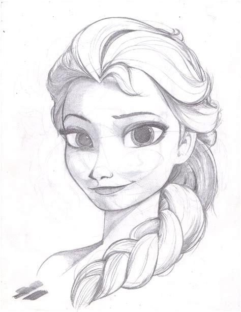 doodle draw elsa elsa by robertxwc on deviantart