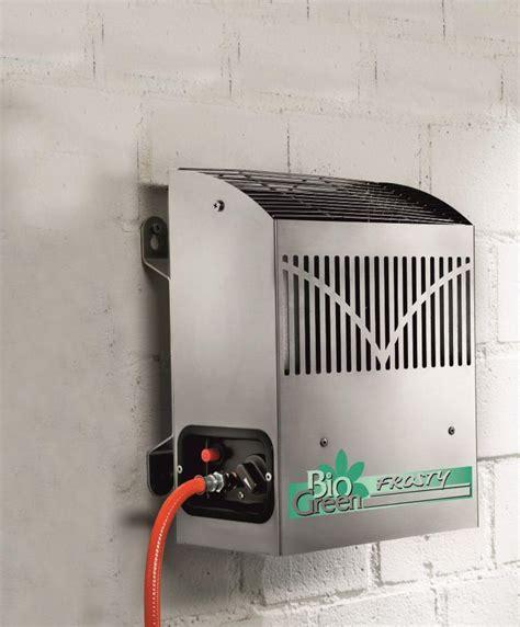 Bio Green bio green frosty 2 5kw 2500 gas powered greenhouse heater