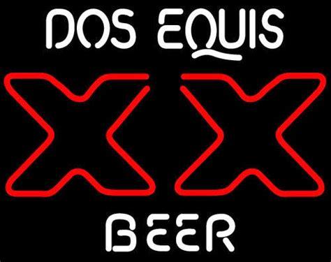 dos equis bar light wiki neon sign blog dosequis beer bar club neon light
