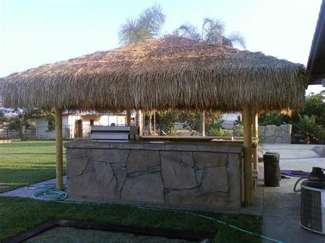 Concrete Backyard Resort Style Pools Palapa Show Case