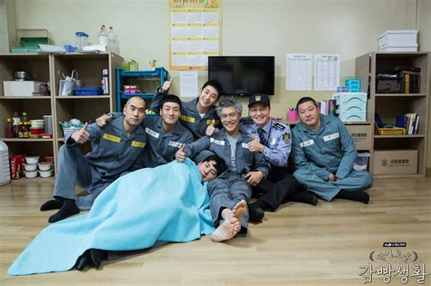 drama review prison playbook pitches endearing