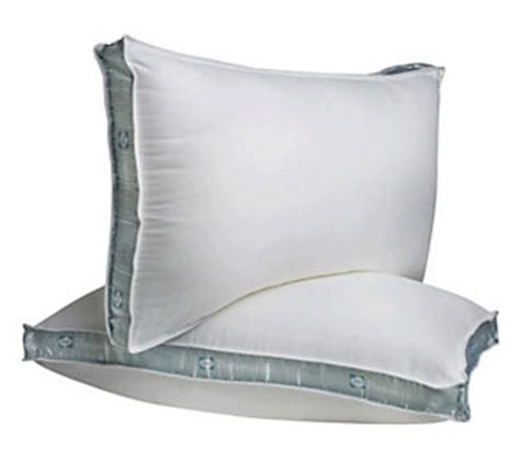 Sealy Posturepedic Firm Support Pillow sealy posturepedic classic support maxiloft pillows qvc