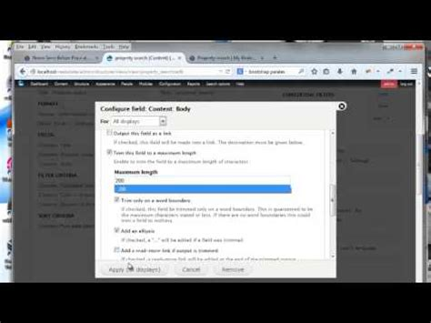 drupal theme views exposed filter drupal views exposed filters and location proximity youtube